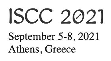 ISCC 2021 logo